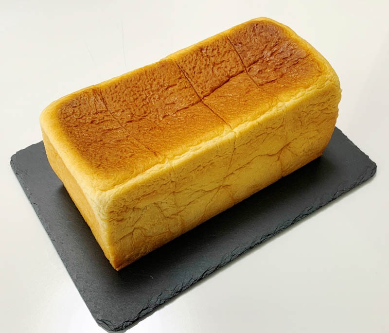 明日の食パン福島店の食パン