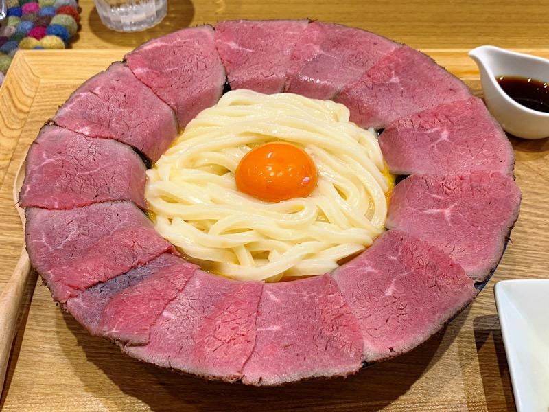 マルヨシ製麺所のうどん2