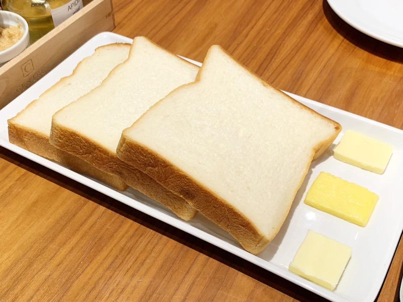 セントル・ザ・ベーカリーの食パン3